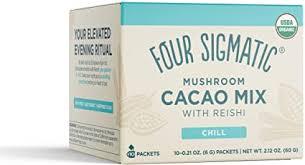 Four Sigma Foods RAWE-FSXBLUE-FR Four Sigmatic <b>Cacao Mix</b> ...