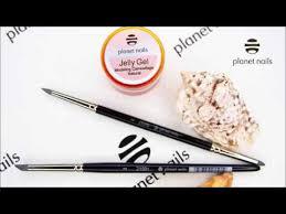 Силиконовые <b>кисти Planet Nails</b> - YouTube