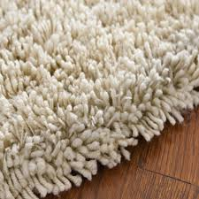 charming shag rugs in solid white for wall decor ideas charming shag rugs