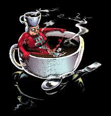 Too Much <b>Coffee Man</b>