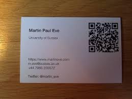 academic businesss cards martin paul eve professor of martin eve business card back