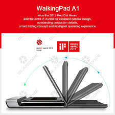 <b>Original</b> Xiaomi <b>WalkingPad A1</b> Smart Electric Foldable Treadmill ...