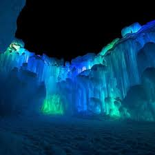 Wisconsin — Ice <b>Castles</b>