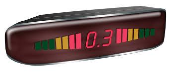 <b>Digma DCK</b>-<b>120W</b>, White парковочный радар - <b>Digma</b> — купить в ...
