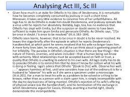 iagos jealousy in othello essay three  homework for you catharsis in othello essay topics