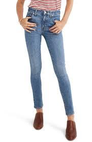 Madewell 9-Inch <b>High Waist Stretch Skinny</b> Jeans (Regina) (Regular ...