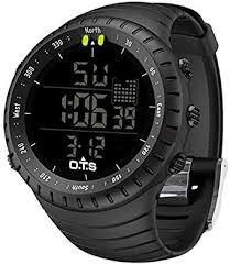PALADA Men's Digital Sports Watch Waterproof ... - Amazon.com