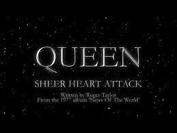 <b>Queen</b> - <b>Sheer Heart</b> Attack (Official Lyric Video) - YouTube