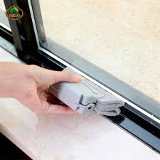 <b>MSJO Window Cleaner</b> Sponge Wiper Door Gap Venetian Blind ...