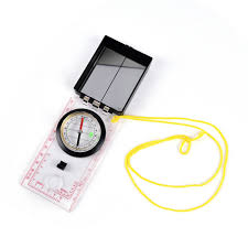 <b>Portable</b> Mapping Ruler <b>Outdoor Survival Camping</b> Hiking Compass ...