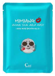Mimiang Animal Seal Aqua Mask - <b>Тканевая маска для</b> ...