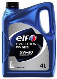 Купить <b>Моторное масло ELF</b> Evolution 900 SXR 5W-30 4л ...