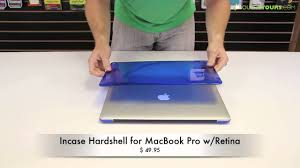 Incase <b>Hardshell Case</b> for Retina MacBook Pro - Review - YouTube