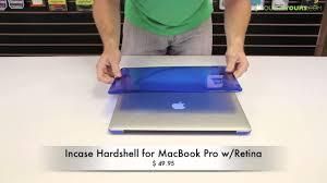 Incase Hardshell Case for Retina MacBook Pro - Review - YouTube