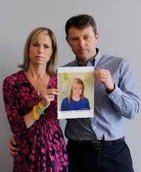 madeleine mccann a timeline of events since the three year old a file photograph dated 02 2012 shows kate l and gerry mccann