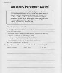 different conventions used to write expository essay example expository essay example