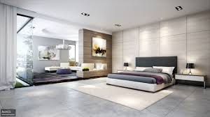 modern bedroom concepts:  contemporary bedroom scheme