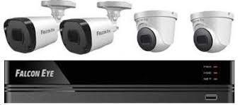 Купить <b>Комплект видеонаблюдения Falcon Eye</b> FE-104MHD ...