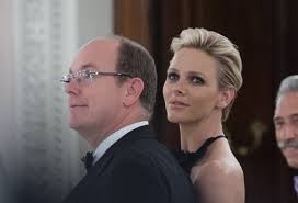 Albert and his 'bella signora' Charlene waltz through Florence visit - princess-charlene1--a