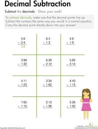 1000+ images about Decimals on Pinterest | Decimal, Math ...1000+ images about Decimals on Pinterest | Decimal, Math Worksheets and Subtraction Worksheets