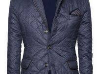 64 лучших изображений доски «Quilted» | Мужской стиль, Куртка ...