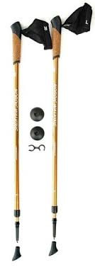 <b>Телескопические палки Kaiser</b> Sport Nordic Walking Gold - купить ...