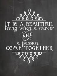 Quotes About Passion For Job. QuotesGram via Relatably.com