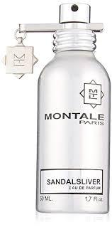 MONTALE Eau De Parfum Spray, Sandal Silver, 1.7 Fl ... - Amazon.com