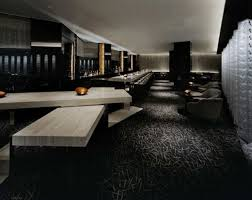 interior amazing home bar interior idea with dark nuanced feat black accents rugs and awesome awesome office narrow long
