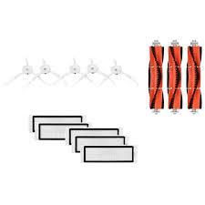 <b>Аксессуары</b> для робота <b>XIAOMI MI</b> Vacuum 5Pcs Основная щетка ...