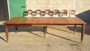 dining table that seats 10:   seat dining table size