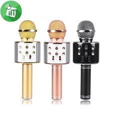 iKaraoke WSTER WS-<b>858 Wireless Microphone</b> and Hifi Speaker
