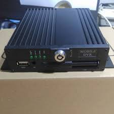 MOBILE DVR vehicle monitoring equipment <b>AHD 4CH SD card</b> car ...