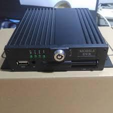 MOBILE DVR vehicle monitoring equipment <b>AHD 4CH SD card</b> car ...