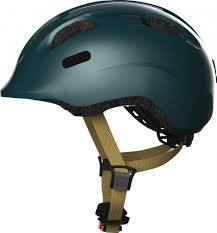 <b>Шлем</b> защитный <b>Abus Smiley 2.0</b> Royal, зеленый, размер S, код ...