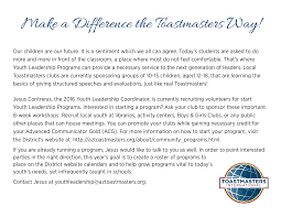 d3 toastmasters d3 leader resources committee pages make a difference