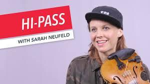 Hi-Pass with Sarah Neufeld | <b>Violin</b> | Arcade <b>Fire</b> | Berklee Online ...