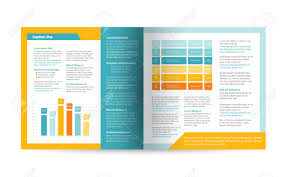 brochure flyer newsletter annual report layout template brochure flyer newsletter annual report layout template business background concept stock