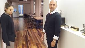 barbarian group has its superdesk but barton f grafs offices might be even cooler one incredible continuous floor by tim nudd bfg9000 advertising agency office