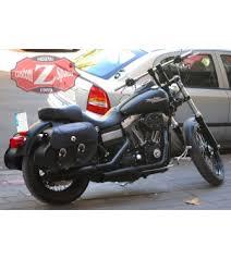 Rigide Saddlebags Dyna Street Bob Harley Davidson TEMPLARIO ...