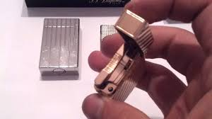 <b>S. T. Dupont</b> Lighters Ping Sound Test - YouTube
