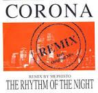 Rhythm of the Night [ZYX CD Single]