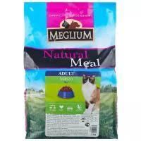<b>Meglium Natural</b> Meal Beef 15.0 kg - купить недорого <b>корм</b> для ...