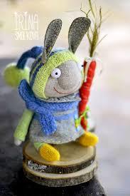 Hare – купить на Ярмарке Мастеров – FPFVDCOM | <b>Мягкие</b> ...