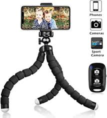 UBeesize Tripod S, Premium Phone Tripod, Flexible ... - Amazon.com