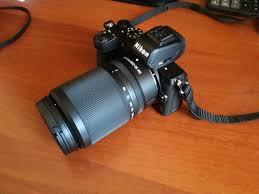 Обзор от покупателя на <b>Объектив Nikon NIKKOR</b> Z DX 50-250mm ...