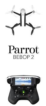Обзор квадрокоптера <b>Parrot Bebop Drone</b> 2