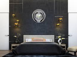 zones bedroom wallpaper:   feature wall black and white bedroom wallpaper