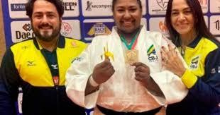 Beatriz Souza conquista ouro no Aberto de Odivelas, em Portugal