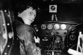eerie evidence amelia earhart died a castaway new york post modal